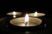 木头人0136,木头人,静物写真,蜡烛 火光 星光