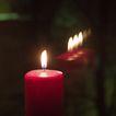 木头人0153,木头人,静物写真,红烛