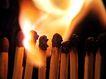 木头人0159,木头人,静物写真,点燃的蜡烛