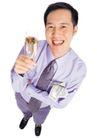 商务白领0139,商务白领,商业金融,品尝 休闲 微笑