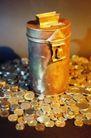 商务洽谈0092,商务洽谈,商业金融,储蓄罐 零钱 商业
