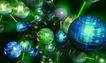 网际网络0019,网际网络,科技,微观 分子 结构