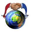 e世界0023,e世界,科技,时间 合作 握手
