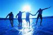 户外活动0224,户外活动,运动,水面 游泳
