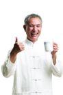 老人太极0020,老人太极,运动,好茶 竖起 大姆指
