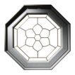 精品门框0250,精品门框,装饰,天窗 八角形 梅花状