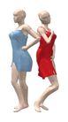 家具模型0222,家具模型,装饰,服饰 服装模特模型