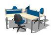 办公桌模型0031,办公桌模型,装饰,