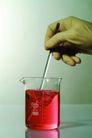 生化科技0024,生化科技,医学医药,烧杯 玻璃棒 手掌
