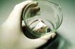 生化科技0044,生化科技,医学医药,小白鼠 玻璃杯
