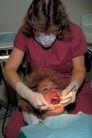 医疗检查0165,医疗检查,医学医药,口腔检查 女牙医