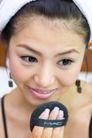 美容彩妆0026,美容彩妆,休闲保健,彩妆 大眼姑娘 双眼皮女孩