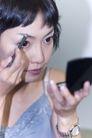 美容彩妆0029,美容彩妆,休闲保健,画眉 眉笔 戴着手表
