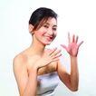 美容保养0070,美容保养,休闲保健,手语 表达 佳丽