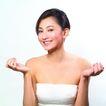 美容保养0071,美容保养,休闲保健,手指 稍微 弯曲