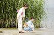 生活剪影0056,生活剪影,休闲保健,倩影 芦苇丛 和服女子
