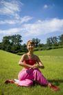 瑜珈美体0029,瑜珈美体,休闲保健,天空 瘦身 植物