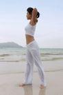 瑜珈美体0036,瑜珈美体,休闲保健,站着 侧面 好身材