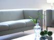 女性居家休闲0021,女性居家休闲,休闲保健,沙发 茶几 水果