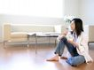 女性居家休闲0048,女性居家休闲,休闲保健,一人在家