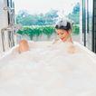 香氛沐浴0025,香氛沐浴,休闲保健,明星 生活 照片