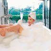 香氛沐浴0041,香氛沐浴,休闲保健,酒杯 水龙头 泡泡浴