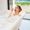 香氛沐浴0049,香氛沐浴,休闲保健,浴缸里