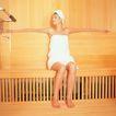 香氛沐浴0057,香氛沐浴,休闲保健,休闲时间 桑拿室 舒展身体