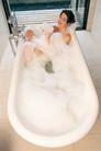 香氛沐浴0062,香氛沐浴,休闲保健,浴缸 女人 洗澡