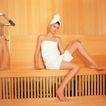 香氛沐浴0078,香氛沐浴,休闲保健,头上 包裹 白毛巾