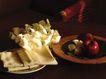 醉心巴厘岛SPA0131,醉心巴厘岛SPA,休闲保健,蘑菇 手帕 盘子 餐厅 水果