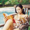 醉心巴厘岛SPA0188,醉心巴厘岛SPA,休闲保健,看书