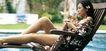 醉心巴厘岛SPA0191,醉心巴厘岛SPA,休闲保健,富贵 躺椅 喝咖啡