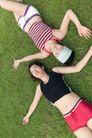 休闲时光0019,休闲时光,休闲保健,头顶 相对 躺地