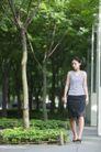 休闲时光0024,休闲时光,休闲保健,公园 散步 林间