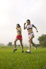 户外休闲0052,户外休闲,休闲保健,飒爽英姿 健美身材 跑步
