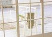 写意生活0051,写意生活,休闲生活,干净玻璃 条凳 小盆栽
