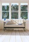 生活空间0094,生活空间,休闲生活,阳台 风景 沙发