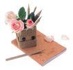 花饰小品0065,花饰小品,休闲生活,笔筒 铅笔 本子