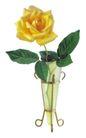 花饰小品0094,花饰小品,休闲生活,月季 绿叶 杯子