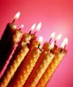 温馨烛光0004,温馨烛光,休闲生活,群烛 光芒 明亮