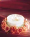 温馨烛光0012,温馨烛光,休闲生活,花环 温馨 情感