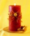 温馨烛光0024,温馨烛光,休闲生活,红烛 温馨 火苗