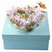 礼物0049,礼物,休闲生活,精致礼盒 花朵装饰