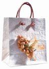 礼物0075,礼物,休闲生活,金色 葡萄 手袋