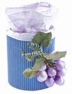礼物0096,礼物,休闲生活,纸篓 垃圾桶 枯花