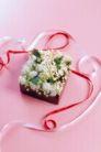 情人礼品0059,情人礼品,休闲生活,粉红桌面 小花 丝带