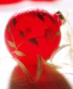 圣诞节0009,圣诞节,休闲生活,红色 花球 翻倒