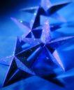 圣诞节0017,圣诞节,休闲生活,蓝晶 五角星 浪漫