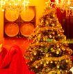 圣诞节0034,圣诞节,休闲生活,圣诞树 节日 饰物